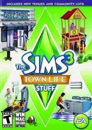 Descargar The Sims 3 Town Life Stuff [MULTI21][Expansion][RELOADED] por Torrent